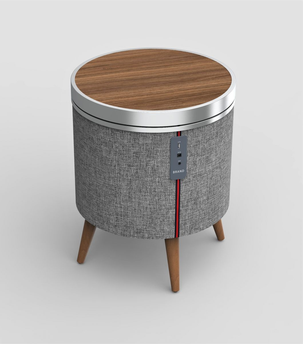 LOA BLUETOOTH TRIO Z5 WALNUT
